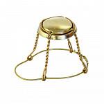 Pokrovček žični zlat (100 kom)