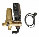 Električni regulator tlaka - ročno krmiljenje