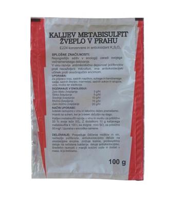 Kalijev metabisulfit
