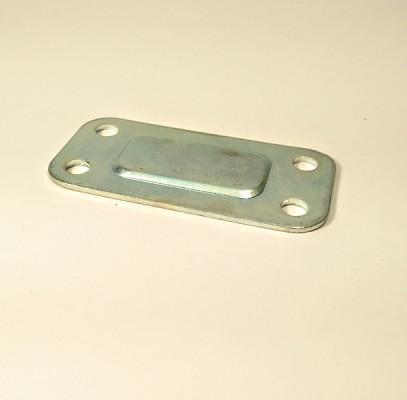 Pritrdilna ploščica ščitnika