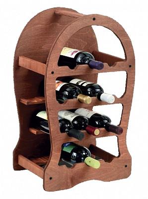 Regal za steklenice