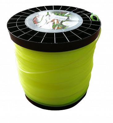 Silk okrogli za pletvenik 4,0 mm / 9 kg