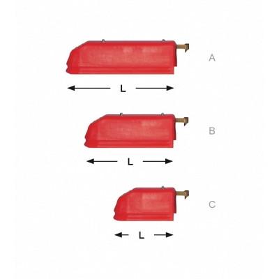 Škropilni del - long