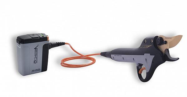 Vesco - profesionalne baterijske škarje X18.V